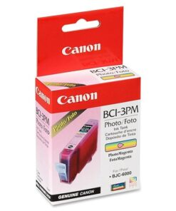 CANON BCI-3E PHOTO MAGENTA (4484A002) ΓΝΗΣΙΟ