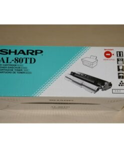 SHARP AL-80TD ORIGINAL BLACK 3.000 PAGES