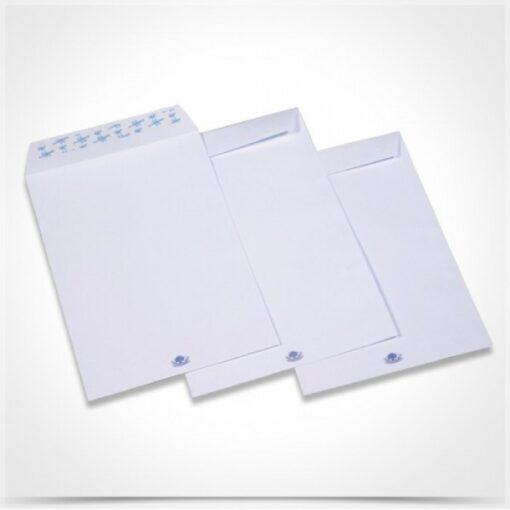 Φάκελος Α4 λευκός αυτοκόλλητος